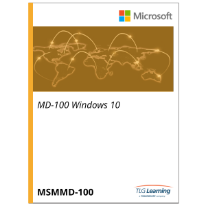 MD-100 Windows 10