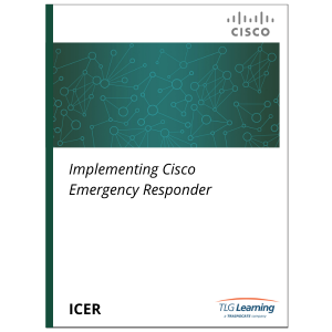 Cisco - ICER - Implementing Cisco Emergency Responder