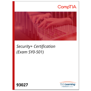 Security+ Certification (Exam SY0-501)