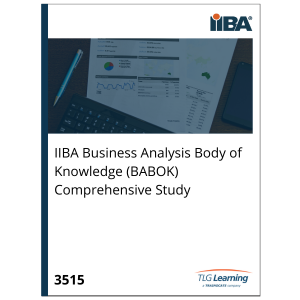 IIBA Business Analysis Body of Knowledge (BABOK) Comprehensive Study