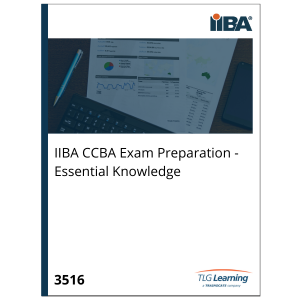IIBA CCBA Exam Preparation - Essential Knowledge