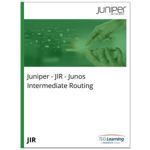 Juniper - JIR - Junos Intermediate Routing