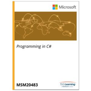 20483 - Programming in C#