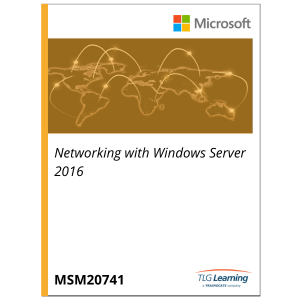 20741 - Networking with Windows Server 2016