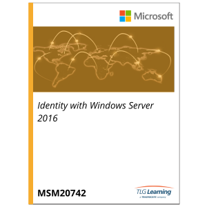 20742 - Identity with Windows Server 2016