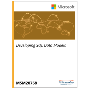 20768 - Developing SQL Data Models