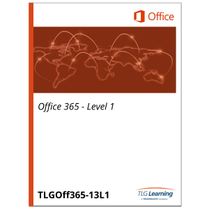 Office 365 - Level 1