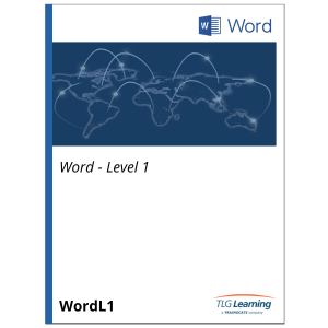 Word - Level 1 (Private)