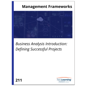 Business Analysis Introduction: Defining Successful Projects