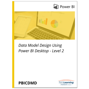 Data Model Design using Power BI Desktop - Level 2