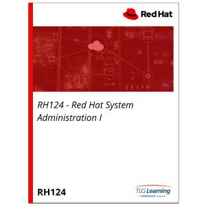 RH124 - Red Hat System Administration I