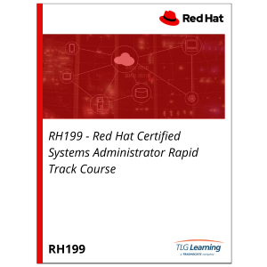 RH199 - Red Hat Certified Systems Administrator Rapid Track Course