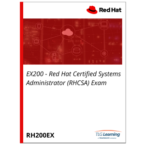 EX200 - Red Hat Certified Systems Administrator (RHCSA) Exam
