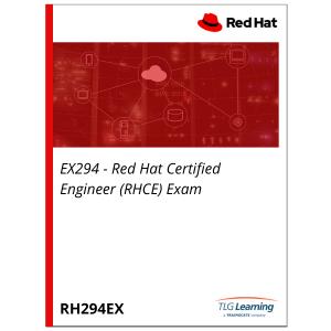EX294 - Red Hat Certified Engineer (RHCE) exam