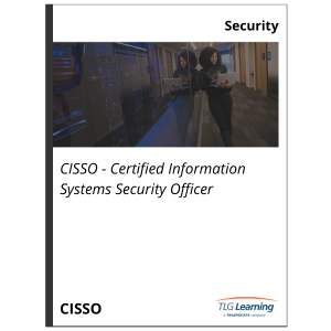 CISSO - Certified Information Systems Security Officer