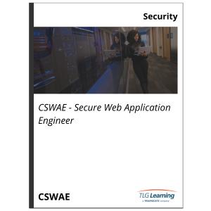 CSWAE - Secure Web Application Engineer