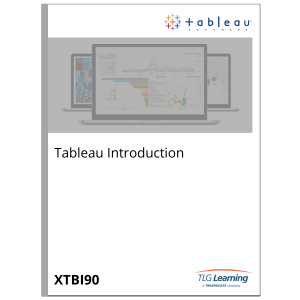 Tableau Introduction