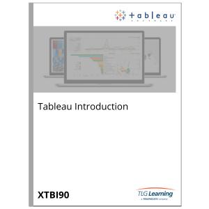 Tableau Introduction