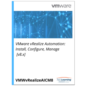 VMware vRealize Automation: Install, Configure, Manage [v8.x]