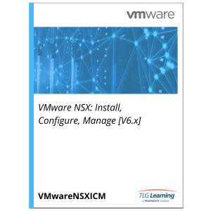 VMware NSX: Install, Configure, Manage [V6.x]