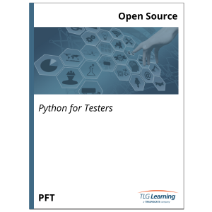 Python for Testers