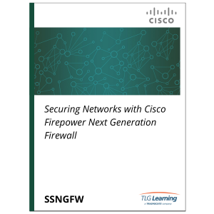 Cisco - SSNGFW - Securing Networks with Cisco Firepower Next Generation Firewall