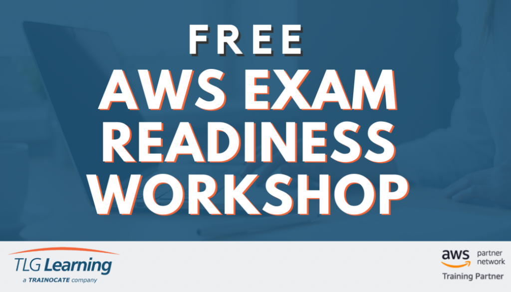 AWS Exam Readiness Workshop Blog Image
