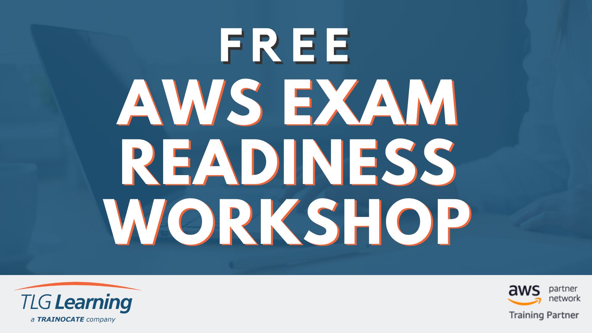 AWS Exam Readiness Workshop Blog Image