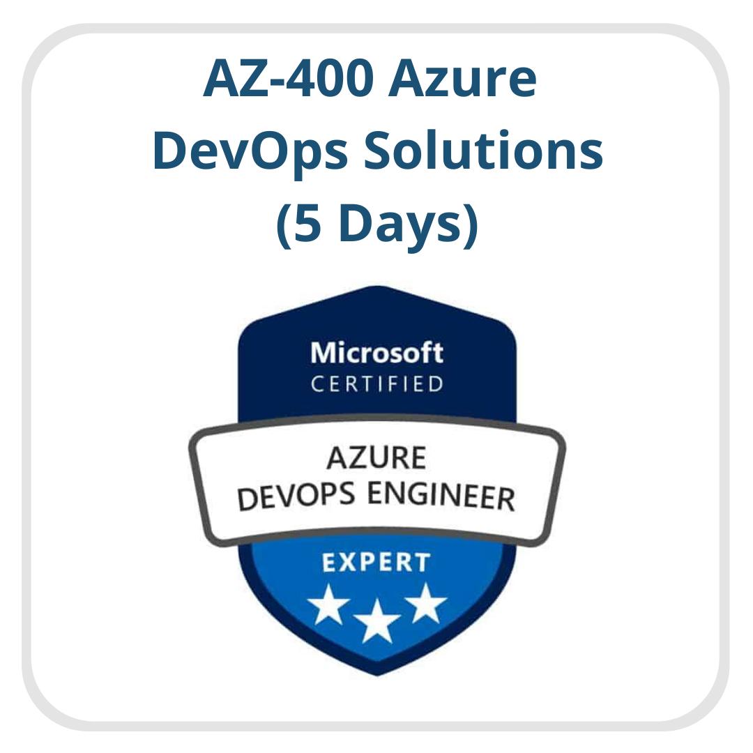 AZ-400 Azure DevOps Solutions