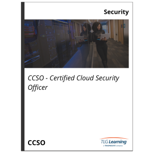 CCSO - Certified Cloud Security Officer