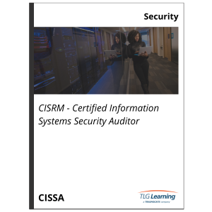 CISSA - Certified Information Systems Security Auditor