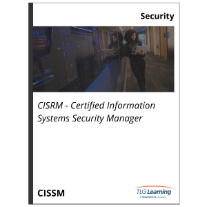CISSM - Certified Information Systems Security Manager