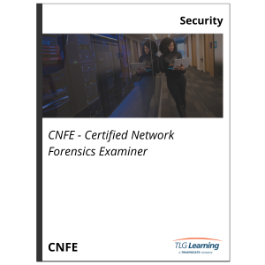 CNFE - Certified Network Forensics Examiner