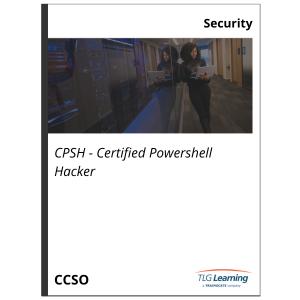 CPSH - Certified Powershell Hacker