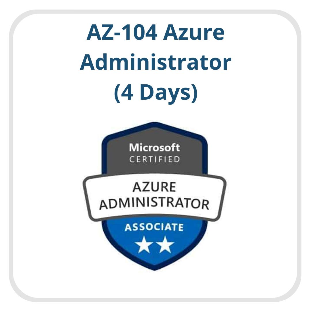 AZ-104 Azure Admin