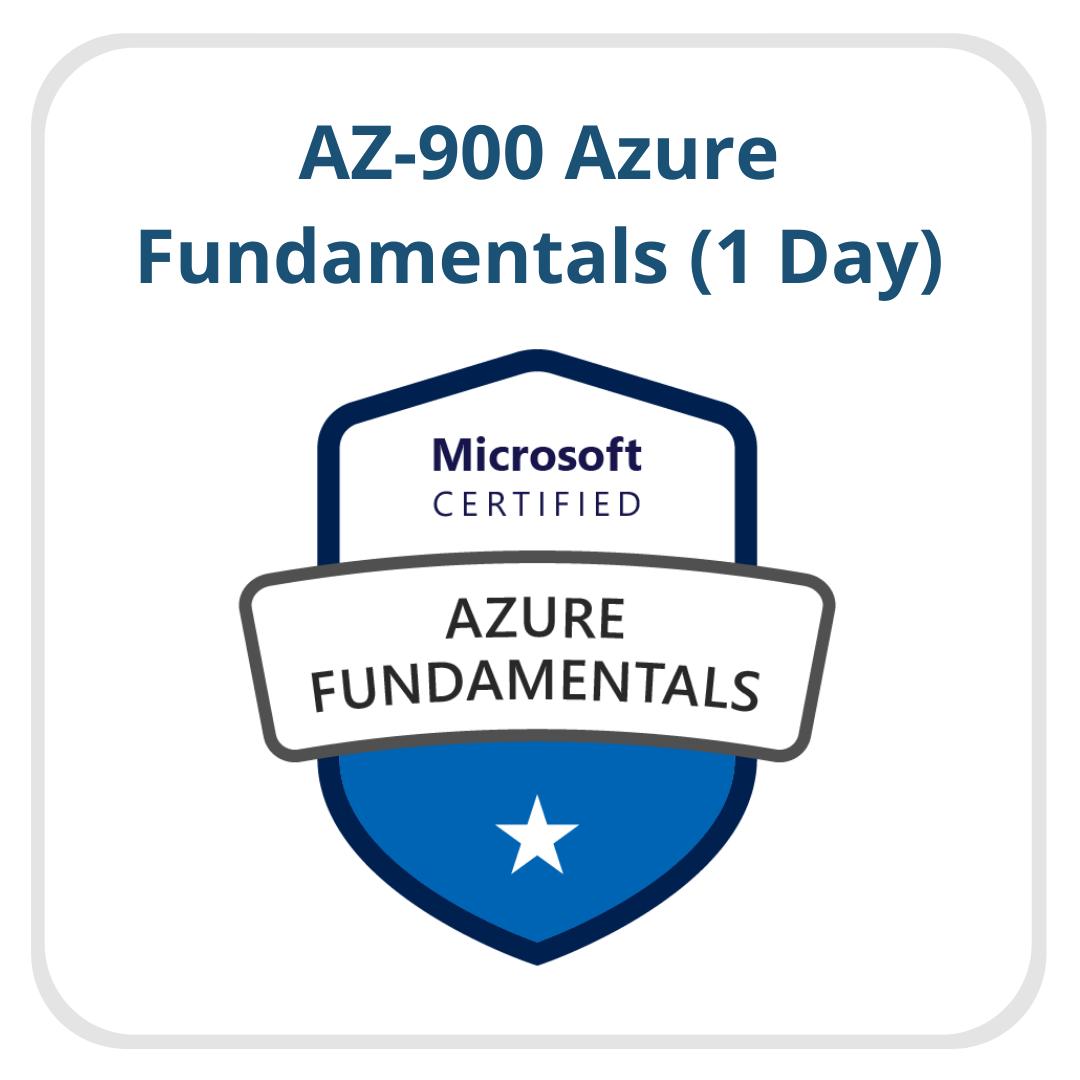 AZ-900 Azure Fundamentals