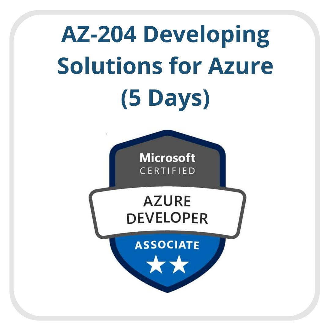 Dev Solutions AZ-204
