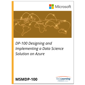 DP-100 Designing and Implementing a Data Science Solution on Azure