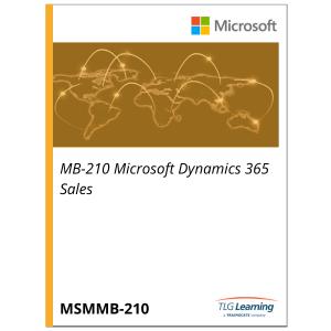 MB-210 Microsoft Dynamics 365 Sales