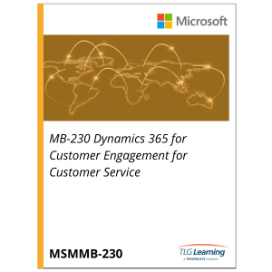 MB-230 Microsoft Dynamics 365 Customer Service