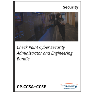 Check Point Cyber Security Administrator and Engineering Bundle