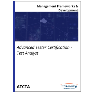 Advanced Tester Certification - Test Analyst