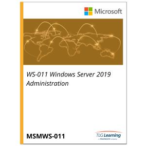 WS-011 Windows Server 2019 Administration