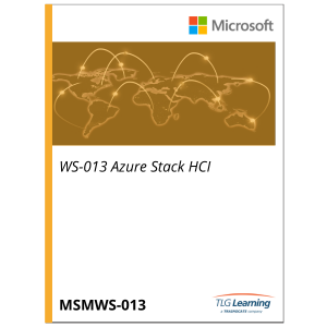 WS-013 Azure Stack HCI