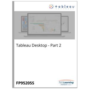 Tableau Desktop - Part 2
