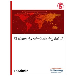 F5 Networks Administering BIG-IP