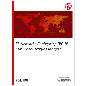 F5 Networks Configuring BIG-IP LTM: Local Traffic Manager