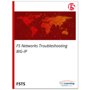 F5 Networks Troubleshooting BIG-IP