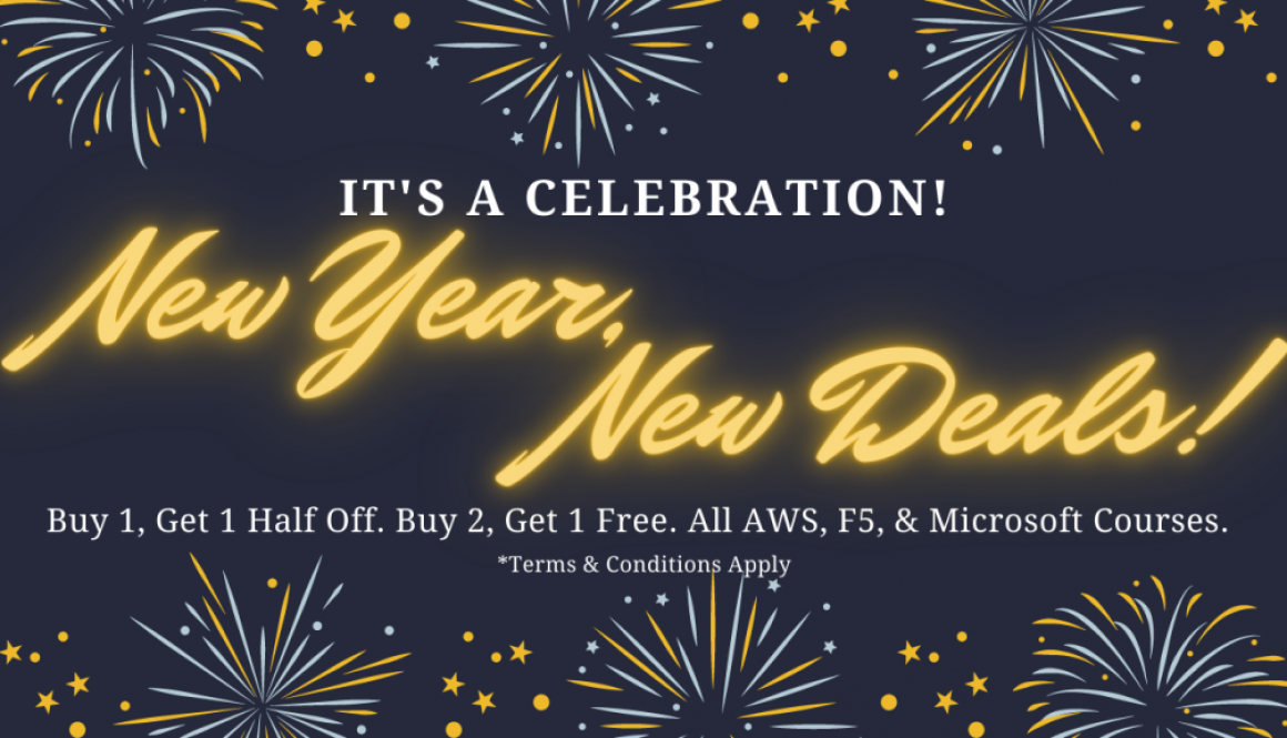 New Year Deals