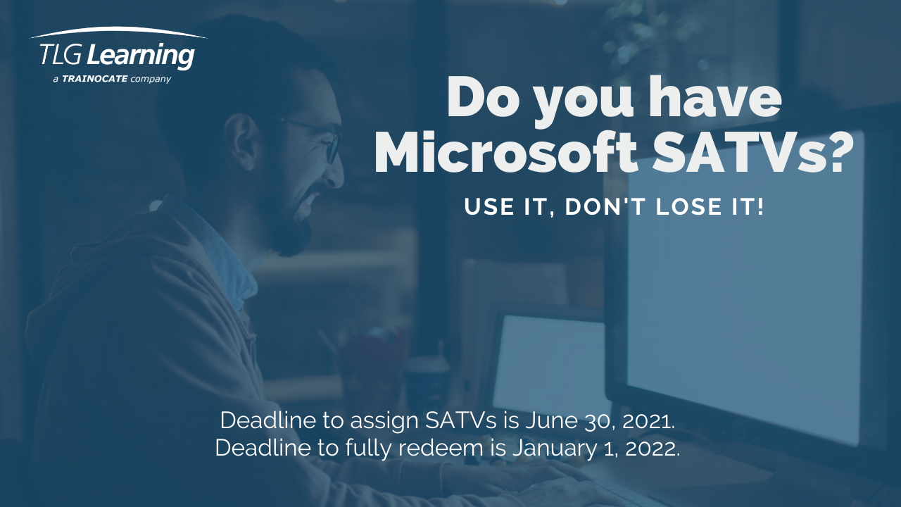Redeem Your Microsoft SATV